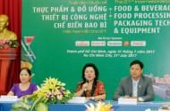 Họp báo triển lãm Thực phẩm và Đồ uống Việt Nam lần thứ 21