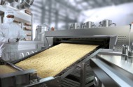 Sản xuất mì ăn liền cũng gặp khó