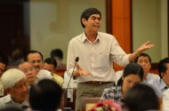 Doanh nghiệp 'tố khổ' với Bí thư Thành ủy TP.HCM Đinh La Thăng