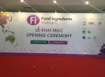 Khai mạc Triển lãm chuyên ngành nguyên liệu phụ gia thực phẩm Việt Nam 2016