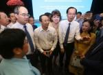 Lãnh đạo TP HCM nghe doanh nghiệp hiến kế
