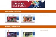 Triển lãm trực tuyến chuyên ngành thực phẩm đồ uống và bao bì