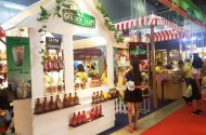 Khai mạc triển lãm Quốc tế chuyên ngành thực phẩm và đồ uống tại TP Hồ Chí Minh