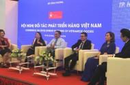 Hội nghị Đối tác phát triển hàng Việt Nam - Cơ hội kết nối kinh doanh toàn cầu