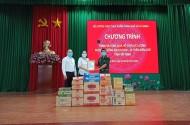Doanh nghiệp TP Hồ Chí Minh chung tay cùng Bộ đội Biên phòng Tây Ninh phòng, chống dịch Covid-19