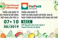 Vietfood & Beverage - Propack Vietnam 2019